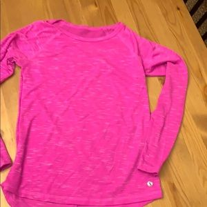 Other - Size 10/12 athletic pink top